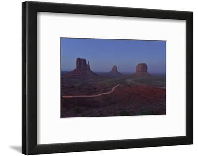 Buttes at Monument Valley Tribal Park
