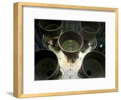Saturn V Rocket Main Engines