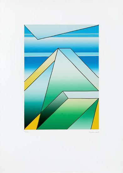 Raum und Materie-Ludwig Gebhard-Limited Edition