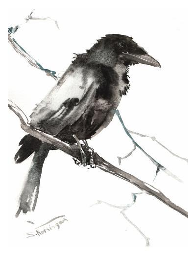 Raven 5-Suren Nersisyan-Art Print