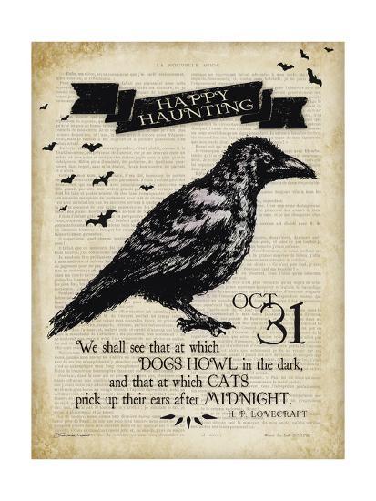 Raven-Stephanie Marrott-Giclee Print