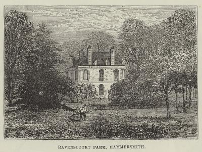 Ravenscourt Park, Hammersmith--Giclee Print