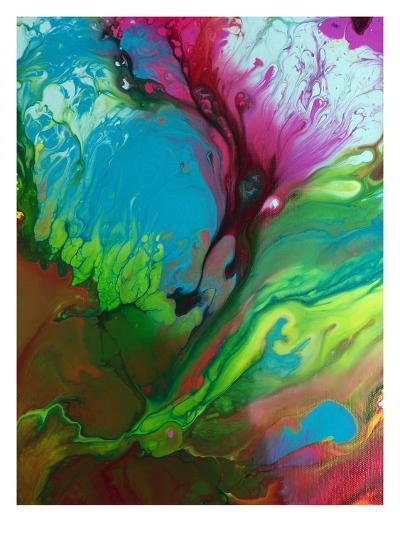 Raw Emotion-Destiny Womack-Art Print