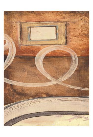 Raw Leather 1-Smith Haynes-Art Print