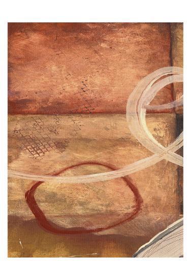 Raw Leather 2-Smith Haynes-Art Print