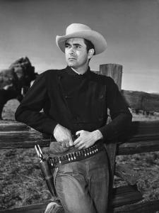 Rawhide, Tyrone Power, 1951