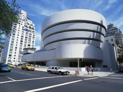 Guggenheim Museum, Manhattan, New York City, United States of America, North America