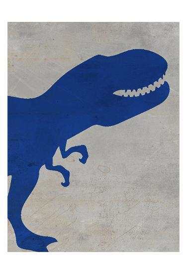 Rawr 1-Kimberly Allen-Art Print