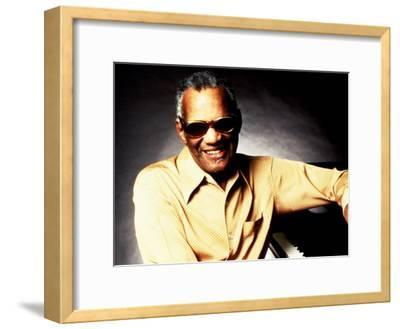 Ray Charles Portrait