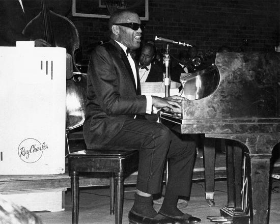 Ray Charles--Photo