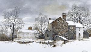 Back Home by Ray Hendershot