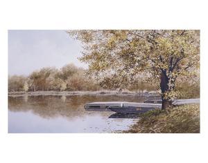Boat Landing by Ray Hendershot