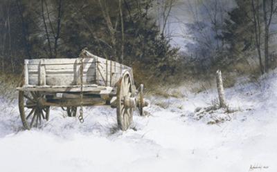 Edge of the Wood by Ray Hendershot