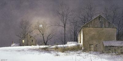 Evening at Long Farm by Ray Hendershot