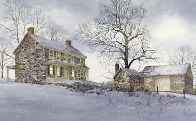 Evening Quiet by Ray Hendershot