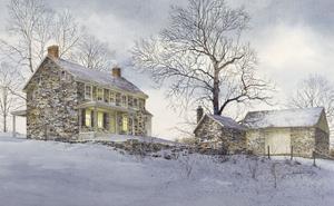 Evening Quiet by Ray Hendershot