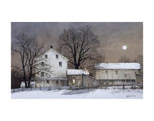 Full Moon by Ray Hendershot