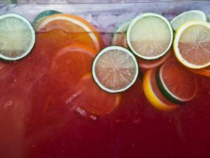 Citrus Drink Mural Detail at New Mexico State Fair by Ray Laskowitz