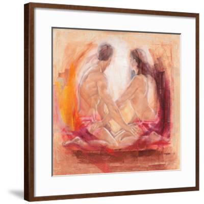 Ray of Light-Talantbek Chekirov-Framed Art Print