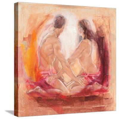 Ray of Light-Talantbek Chekirov-Stretched Canvas Print