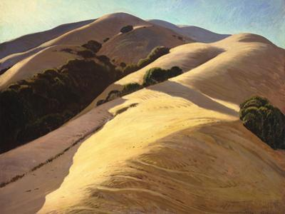 California Hills by Ray Strong