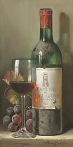 Chateau Latour by Raymond Campbell