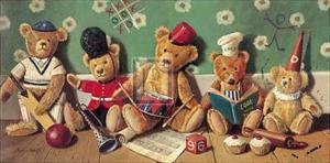 Playschool by Raymond Campbell