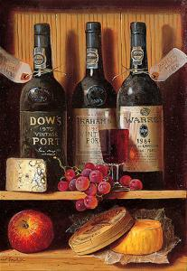 Vintage Port, 1970 by Raymond Campbell