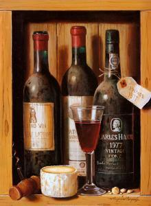 Vintage Port 1977 by Raymond Campbell