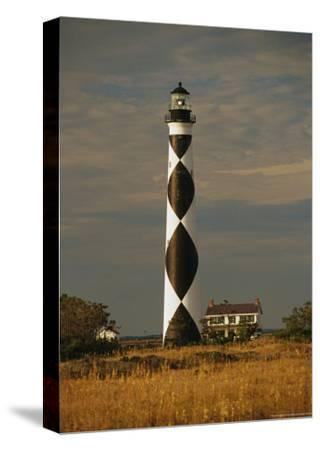 Cape Lookout Light, Prototype For All Outer Banks Lighthouses
