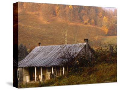 Farm House Near Volney, Virginia in Central Appalachia
