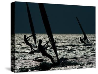Windsurfing at Cape Hatteras National Seashore