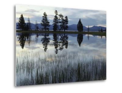 Yellowstone Lake at Dawn, Yellowstone National Park, Wyoming