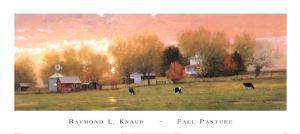 Fall Pasture by Raymond Knaub