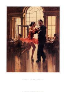 Dance to the Music by Raymond Leech