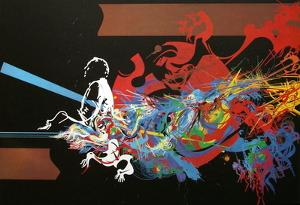 Jazz - Claude Bolling by Raymond Moretti