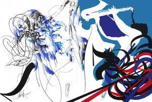 Jazz - Ella Fitzgerald by Raymond Moretti