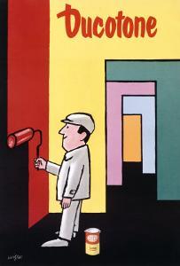 Ducotone Poster by Raymond Savignac