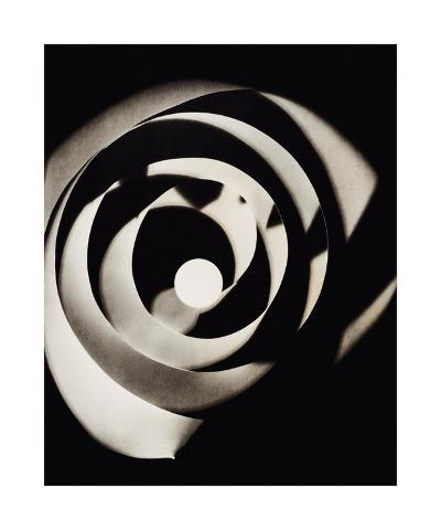 Rayograph Spiral, 1923-Man Ray-Art Print