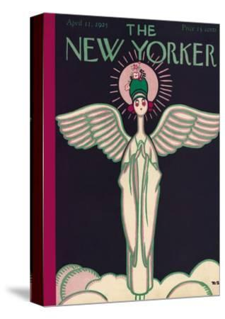 The New Yorker Cover - April 11, 1925