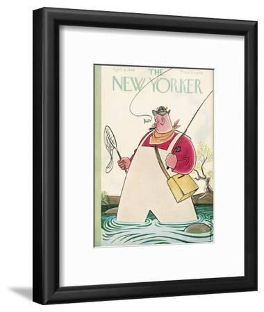 The New Yorker Cover - April 6, 1940