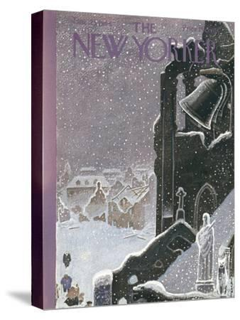 The New Yorker Cover - December 23, 1944