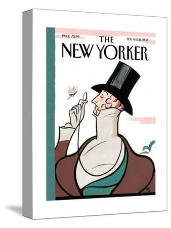 The New Yorker Cover - February 14, 2011