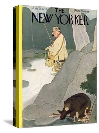 The New Yorker Cover - June 21, 1947