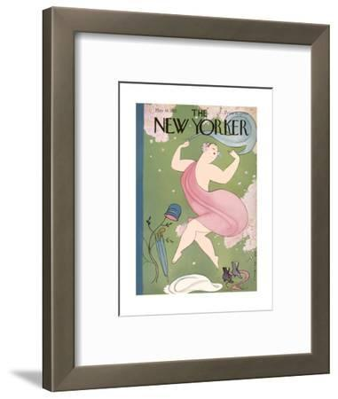 The New Yorker Cover - May 14, 1927