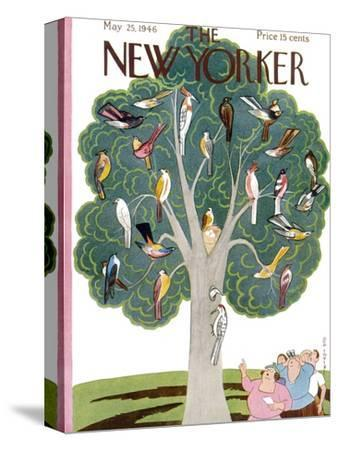 The New Yorker Cover - May 25, 1946