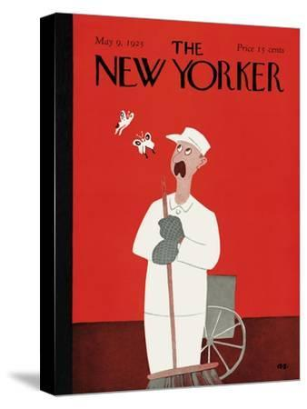 The New Yorker Cover - May 9, 1925