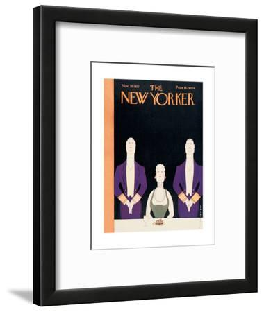 The New Yorker Cover - November 19, 1927