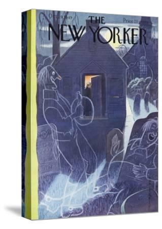 The New Yorker Cover - October 29, 1949