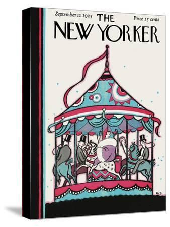 The New Yorker Cover - September 12, 1925